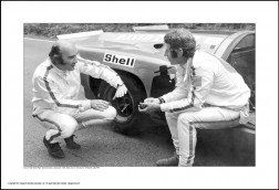 Behind Le Mans #17