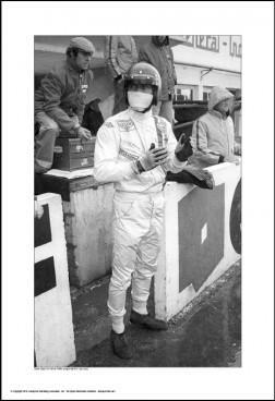 Behind Le Mans #66