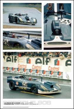 Le Mans 1970 - Porsche 908