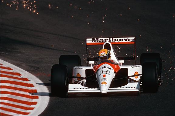 Ayrton Senna Through My Eye Autosports Marketing