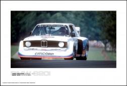 BMW 320i DAVID HOBBS - IMSA MID-OHIO JUNE 5, 1977