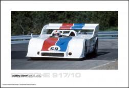 PORSCHE 917/10 HURLEY HAYWOOD - MOSPORT CAN-AM JUNE 10, 1973
