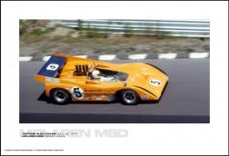 MCLAREN M8D DENNIS HULME - WATKINS GLEN CAN-AM JULY 12, 1970
