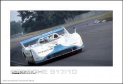 PORSCHE 917/10 STEVE DURST - WATKINS GLEN CAN-AM JULY 22, 1973