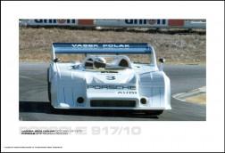 PORSCHE 917/10 BRIAN REDMAN - LAGUNA SECA CAN-AM OCTOBER 14, 1973
