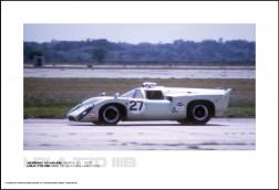 LOLA T70 IIIB MIKE DE UDY/MIKE HAILWOOD - SEBRING 12 HOURS MARCH 21, 1970