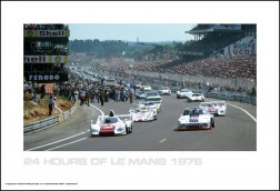 Le Mans Atmosphere
