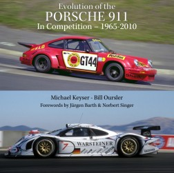 Evolution of the Porsche 911 In Competition - 1965-2010