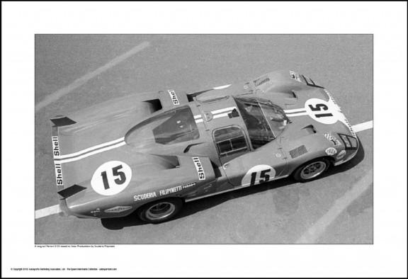 Behind Le Mans #08