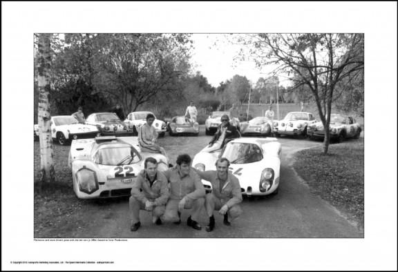 Behind Le Mans #09