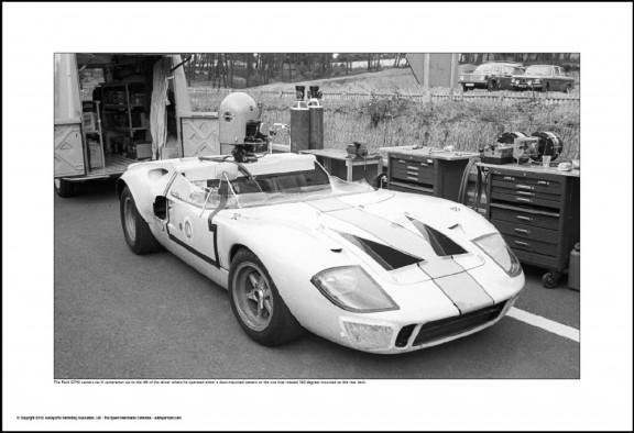 Behind Le Mans #10
