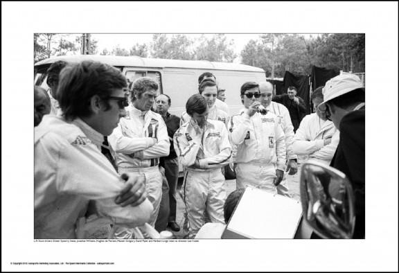 Behind Le Mans #15