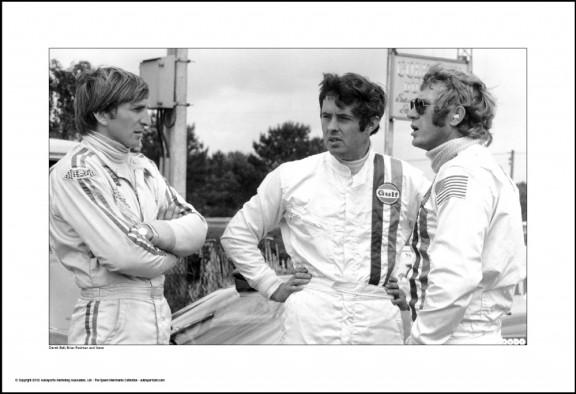 Behind Le Mans #16