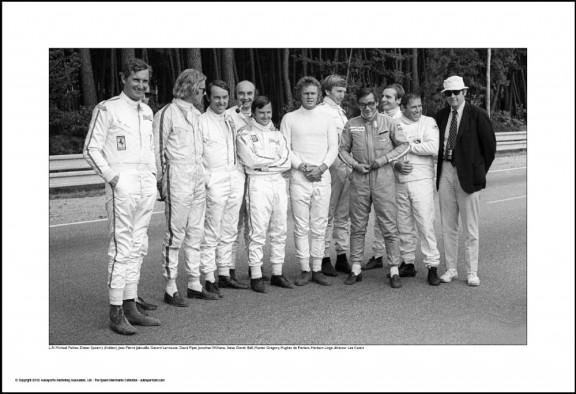Behind Le Mans #18