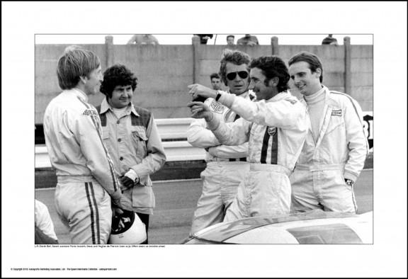 Behind Le Mans #19