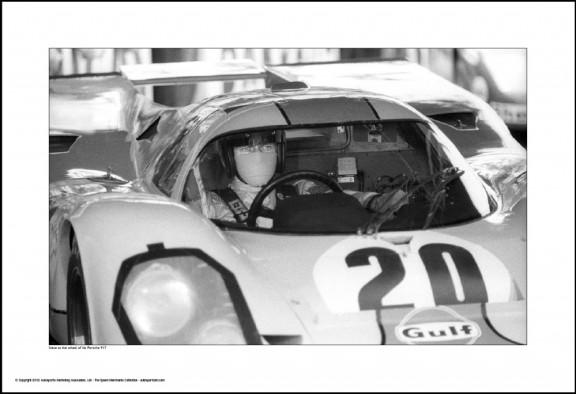 Behind Le Mans #21