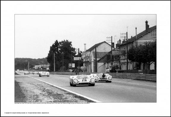 Behind Le Mans #24