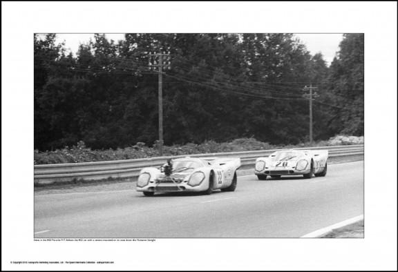 Behind Le Mans #25