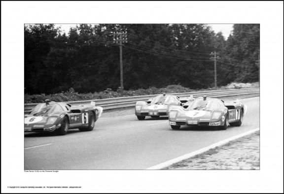 Behind Le Mans #26