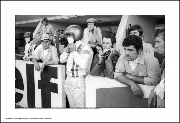 Behind Le Mans #33