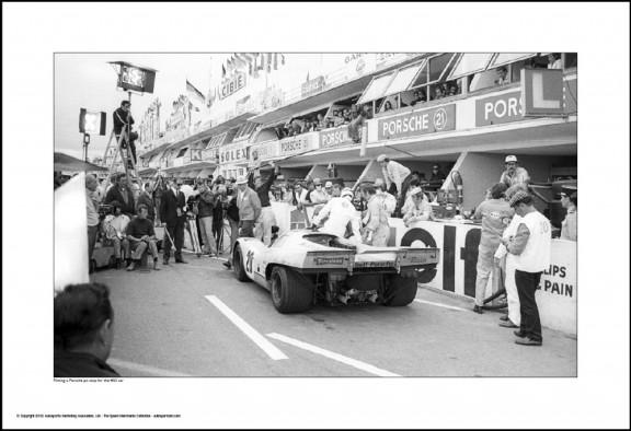 Behind Le Mans #35