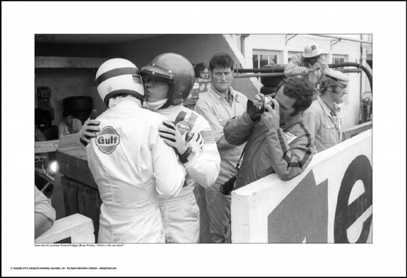 Behind Le Mans #36