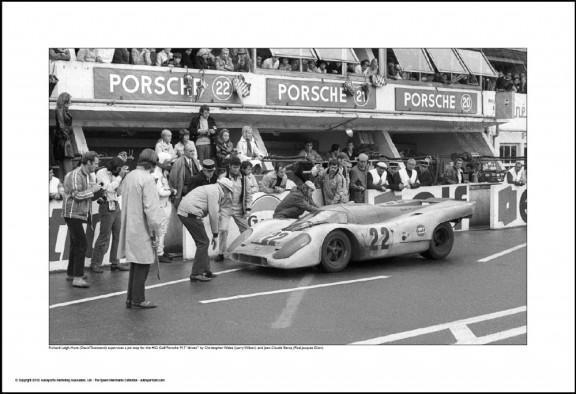 Behind Le Mans #38