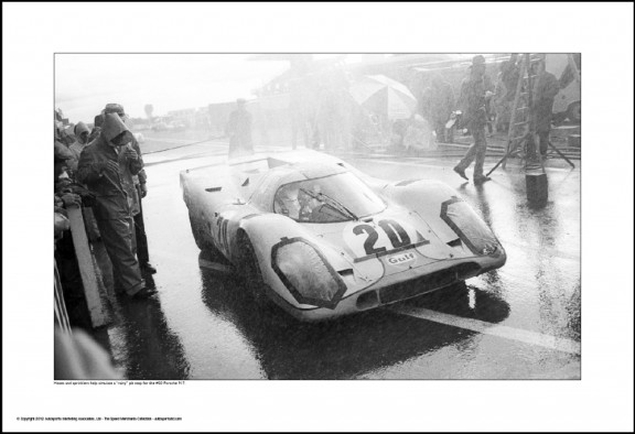 Behind Le Mans #40
