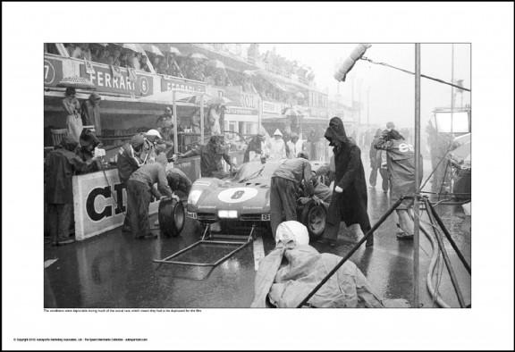 Behind Le Mans #41