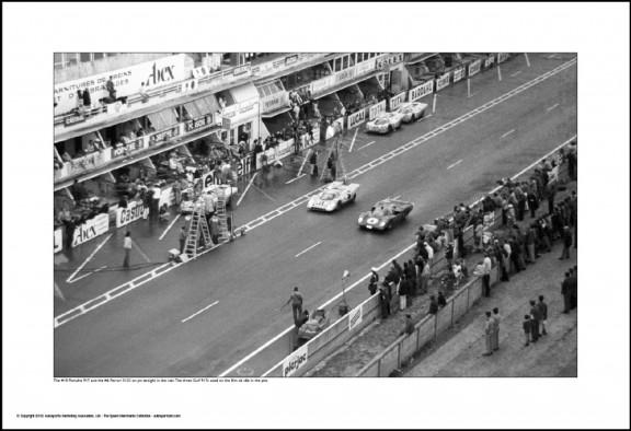 Behind Le Mans #42