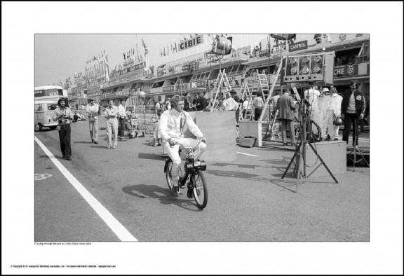 Behind Le Mans #43