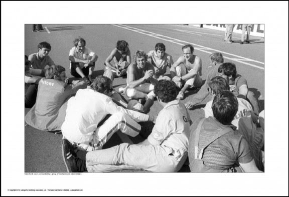 Behind Le Mans #47
