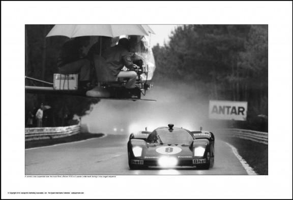 Behind Le Mans #49