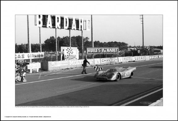 Behind Le Mans #51