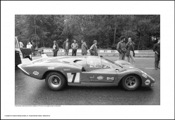 Behind Le Mans #52