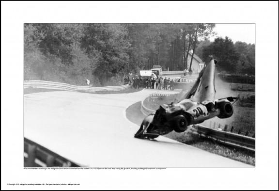 Behind Le Mans #54