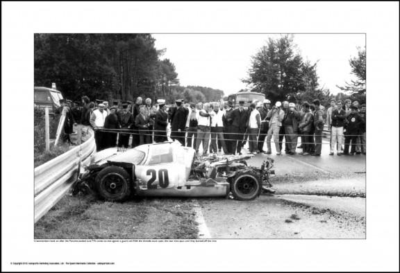 Behind Le Mans #55