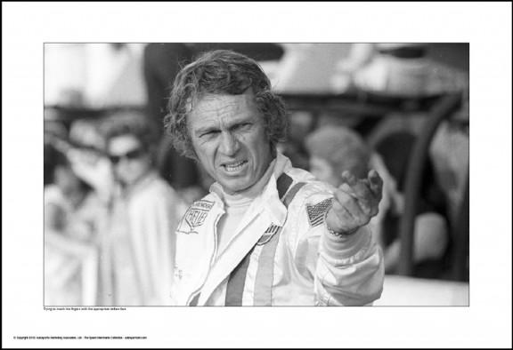 Behind Le Mans #57