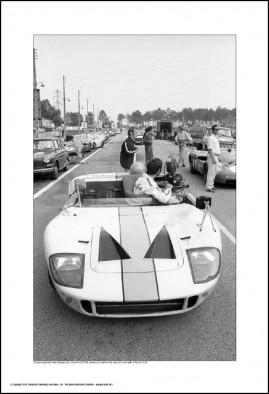 Behind Le Mans #59