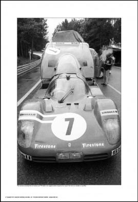 Behind Le Mans #60