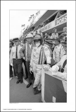 Behind Le Mans #67