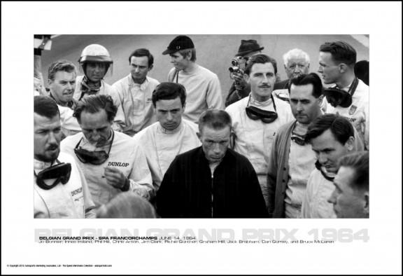 Belgian Grand Prix – 1964