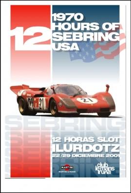 Daniel Munarriz – Sebring 1970