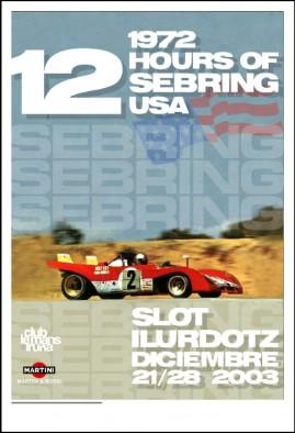 Daniel Munarriz – Sebring 1972