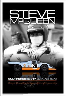 Daniel Munarriz – Steve McQueen #2