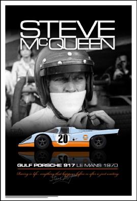 Daniel Munarriz – Steve McQueen #3