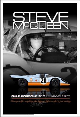 Daniel Munarriz – Steve McQueen #6