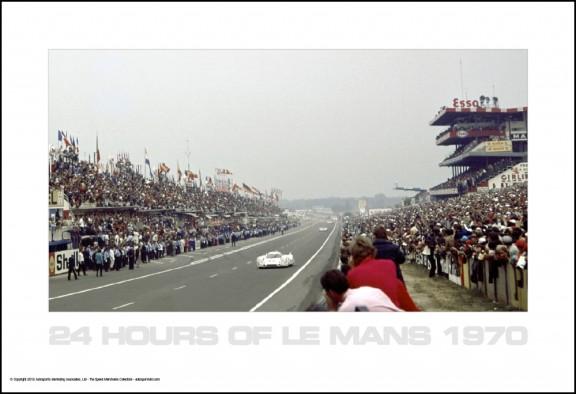 Le Mans 1970 #1
