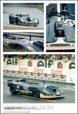 Le Mans 1970 – Porsche 908