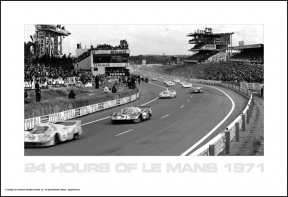 Le Mans 1971 #1